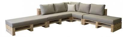 canapé d angle en palette salon palette composition 1 accessoires coreme vente en ligne