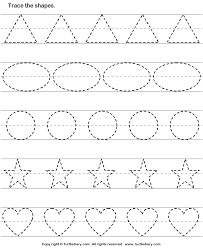 download and print turtle diary u0027s tracing basic shapes worksheet