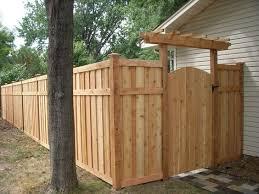 Backyard Fence Best 25 Wood Privacy Fence Ideas On Pinterest Backyard Fences