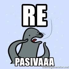 Gay Seal Meme Generator - re pasivaaa gay seal meme generator