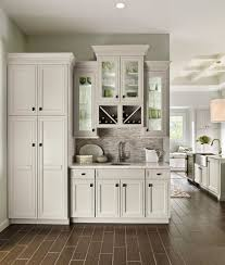 decora kitchen cabinets msi tile for a contemporary kitchen with a dark wood flooring and