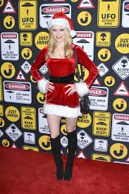 Greer Grammer At The Just Jared Annual Halloween Party In Los