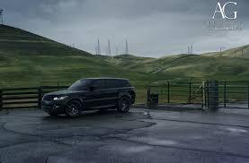 range rover sport black ag luxury wheels range rover sport forged wheels