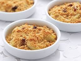 apple pear crumble apple and pear crumble