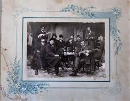 Ottoman Brothers Erzurum 1912 A Picture Of A Of Armenians The Photograph