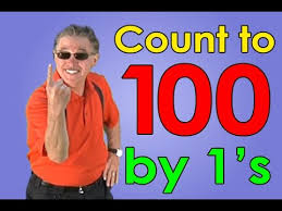 let u0027s get fit count to 100 educational songs kids videos