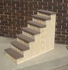 doggie steps for bed how to make dog stairs for bed dog stairs for bed plans latest