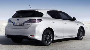 lexus hybrid hatchback lexus ct hybrid f sport 2011 wallpapers and hd images car pixel