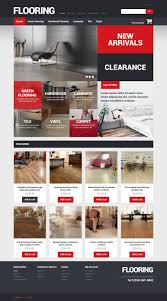 flooring store opencart template 49260