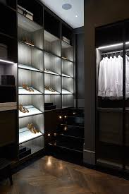 home decor ideas for a dark and luxurious interior penthouses
