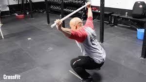 crossfit forging elite fitness monday 180122