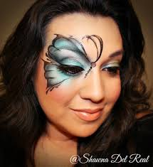 airbrush makeup for halloween shawna d make up november 2014