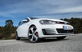 volkswagen 2017 white sensible speed 2017 volkswagen golf gti review carmagram