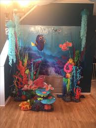 the sea decorations finding dory party decorations finding nemo party the sea