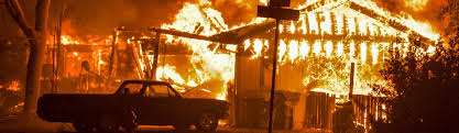 California Wildfires Burn Cars by Governments And Homeowners Are Burning Through Cash Due To