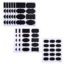 popular mason jar labels buy cheap mason jar labels lots from pack of 93 pcs various sizes reusable blackboard chalkboard labels sticker for kitchen pantry