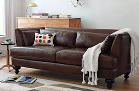 Brown Leather Sofas by Modern Leather Sofas Paperblog