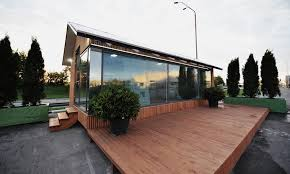 Zombie House Passivdom Zombie Proof House Cool Material