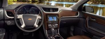 2017 Chevrolet Traverse Mid Size Suv Chevrolet Canada