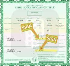 washington title processing donate a car 2 charity