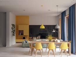 Esszimmer Wohnzimmer M El Moderne Häuser Mit Gemütlicher Innenarchitektur Geräumiges