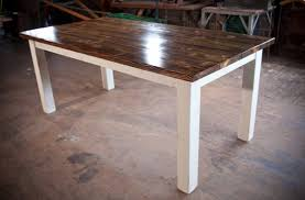 hand crafted kitchen tables 6 solid wood farmhouse table farmhouse dining table farmhouse