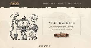 vintage tumblr themes free html vintage one page websites