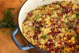 recette cuisine iranienne riz iranien recette épices de cru