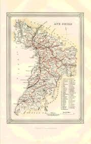 Armstrong Map Maybole Maps