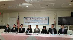 Resume Writing Orange County A Large Scale Job Fair In O C The Korea Daily