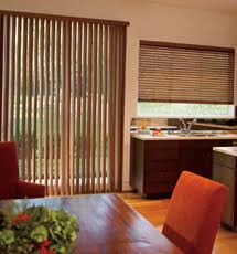 Vertical Wooden Blinds Levolor Visions Faux Wood Vertical Blinds