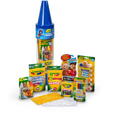 crayola 78 piece color capsule blue walmart com