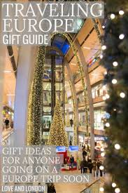 great gift ideas for people traveling europe love and london