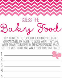 shower games for girls baby shower games free printables or