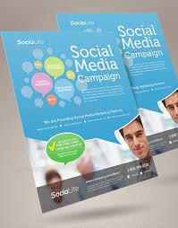 social media brochure template social media flyer design telemontekg me