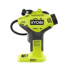home depot black friday air compressor ryobi 18 volt one power inflator tool only p737 the home depot