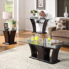 Glass Sofa Table Glass Top End Tables Thedigitalhandshake Furniture Beyond