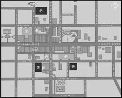 Map Of Lansing Michigan by Directions To The City Of Howell