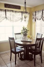Curtain Table Cafe Curtain Ideas Square Drapery Medallions Look Awesome With
