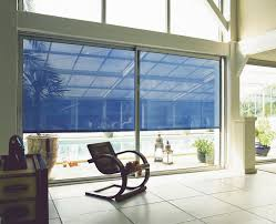 modern retractable blinds and awnings issey internal blinds