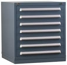 Stanley Vidmar Cabinet Locks 7 Drawer Cabinets Storage Mscdirect Com