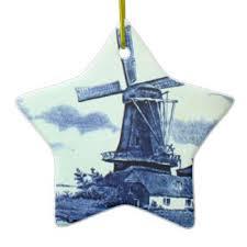 windmill ornaments keepsake ornaments zazzle
