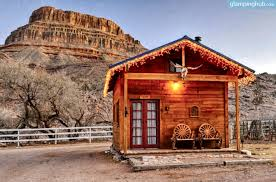 Arizona travel log images Glamping cabins by grand canyon arizona grand canyon az grand jpg