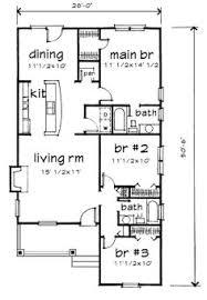 Bungalow Floor Plans With Basement Narrow Lot Floor Plans Floor Inc Plannarrow Lot House Floor