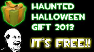 halloween gift tf2 how to get free items