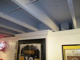 basement ceiling lighting ideas