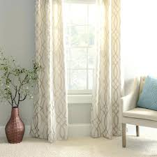 White Patterned Curtains Black And White Pattern Curtains Katecaudillo Me