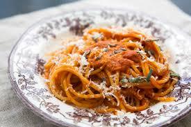 roasted red pepper pasta sauce recipe simplyrecipes com