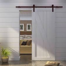 barn door home depot sliding barn door with lovely fancy