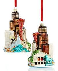 chicago bean daytime destinations ornaments